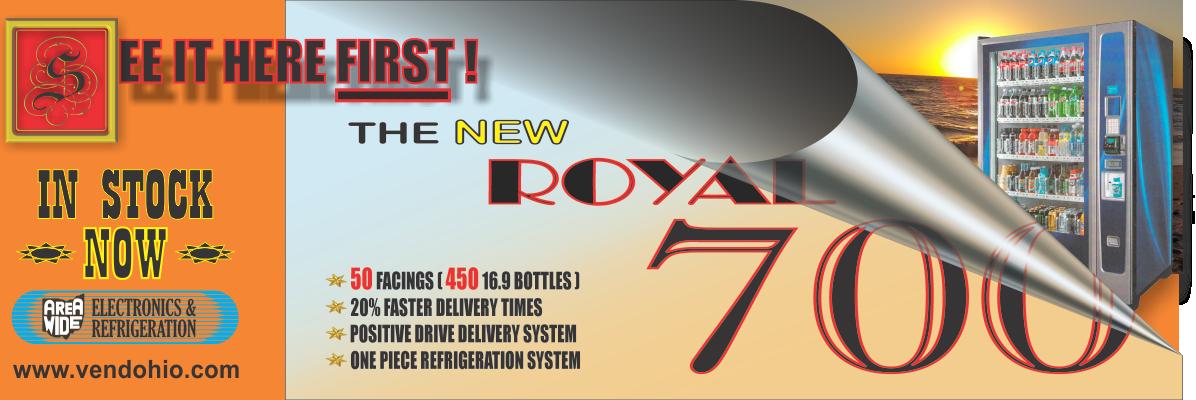Royal RVV 700 Flash