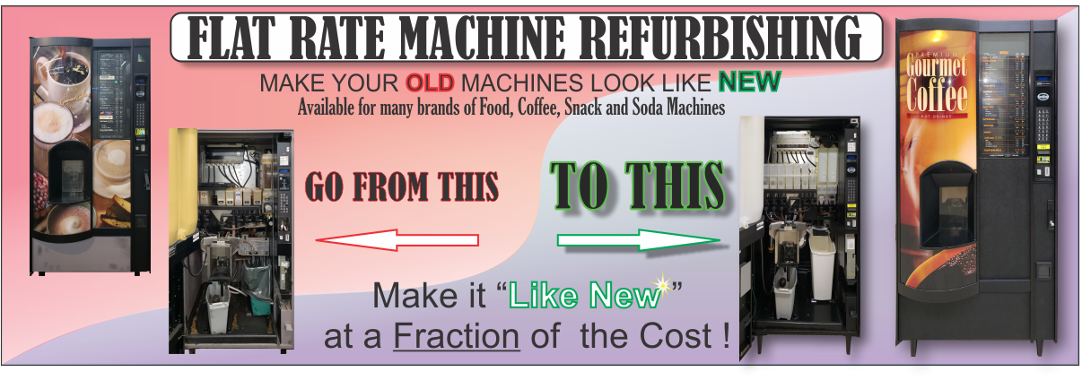 Machine Refurbishing