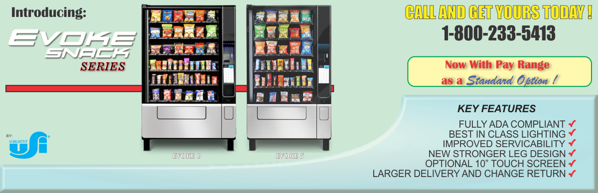 Areawide Electronics & Refrigeration – Vending Machine Sales